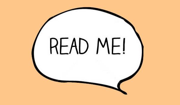 Прочети ме!